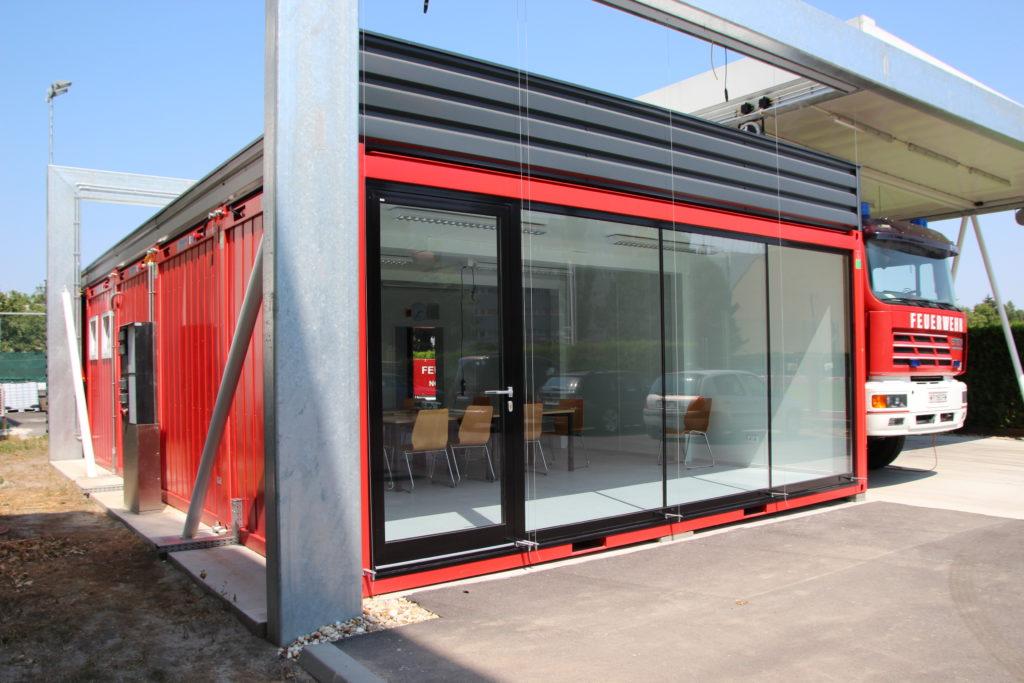 Feuerwehr Schulungsraum BM-Anlage Fixverglasung AT-Wien (23)